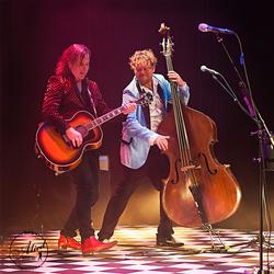 Concert Erwin Nyhoff met bassist Dirk Schreuders