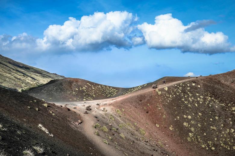 Sylvester krater Mount Etna
