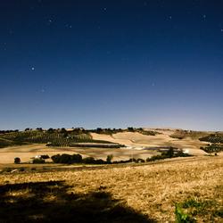 Nachtlandschap