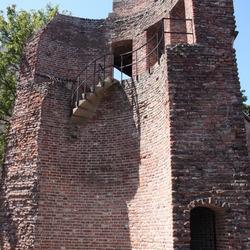 Oude stadsmuur Zwolle