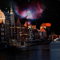 Magic Places : Gdansk