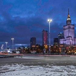 Panorama Warschau