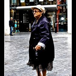 Stepping around (Oostende 4)