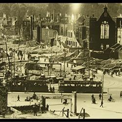 The War 1940-1945 Rotterdam