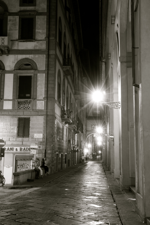 Florence  - avond in Florence
