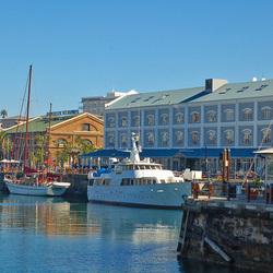 Zuid-Afrika - Kaapstad - Waterfront