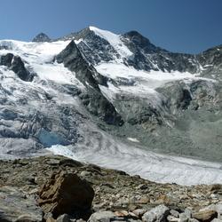 Gletscher Moiry