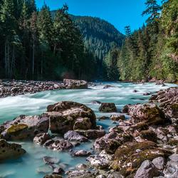 Canada, Nairn Falls Pemberton