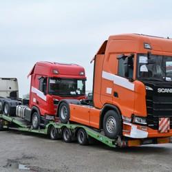 Splinter nieuwe Truck,s