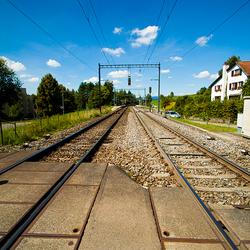 Spoor in zwitserland