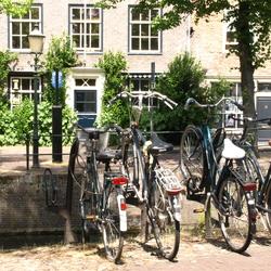 stalling voor de fietsen