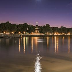 Battersea Park Peace pagoda