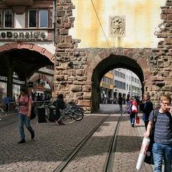 Freiburg Duitsland.