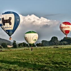 3 balonen