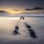 ijsselmeerkust bij Hindeloopen