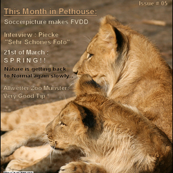 Pethouse - March 2007 - Issue 05