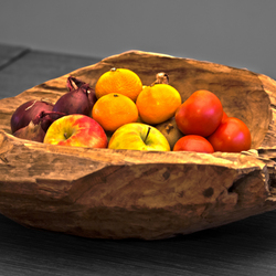 Fruitmand HDR + Ps