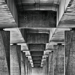 Onderkant brug