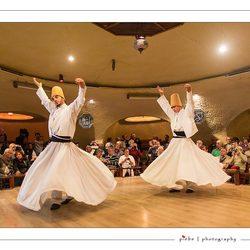 De dansende monniken - derwisjen