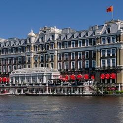 Het  Amstel Hotel,
