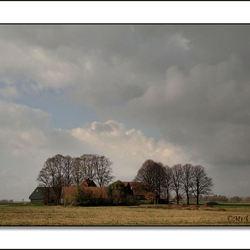 Biesbosch boerderij