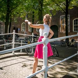 Selfie in Delft #delfie