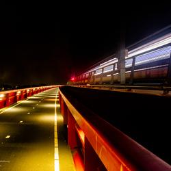 Spoorbrug Zwolle