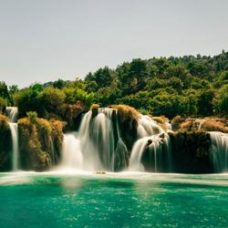 waterval Kroatie