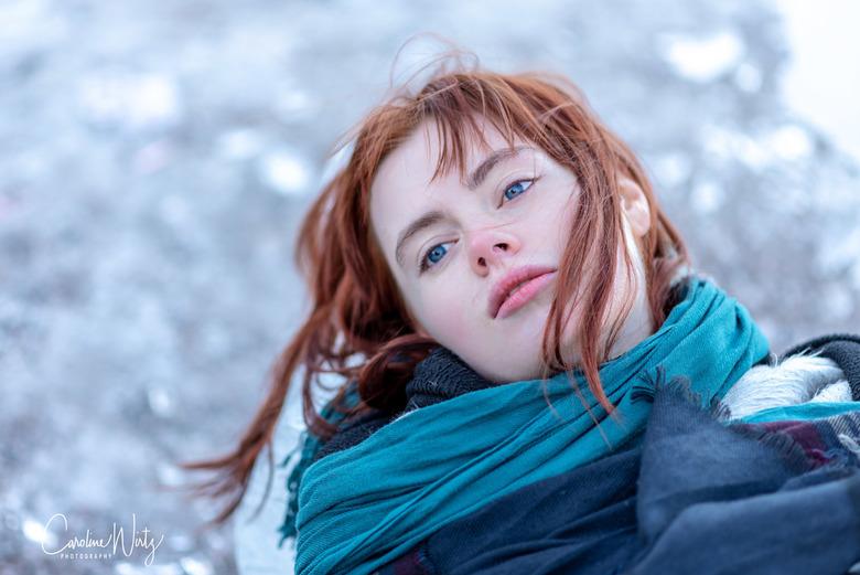 Frozen - &quot;Frozen&quot;<br /> <br /> Org: Art Photo Projects @artphotoproject <br /> Model: Masha Hripunkova @mashahripunkova <br /> Made du
