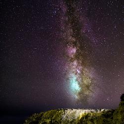 Melkweg in Portugal