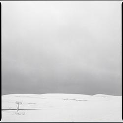 Minimalistisch landschap #2