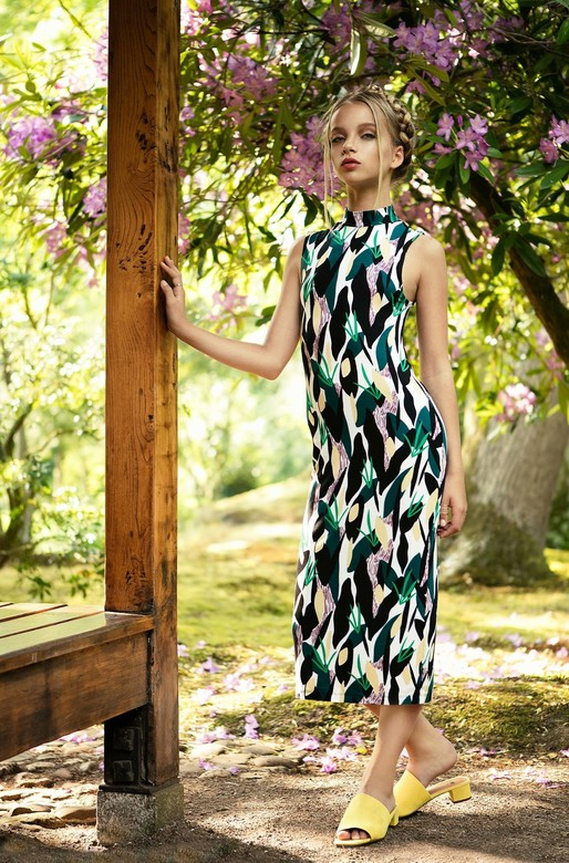 Sunshine Garden - NEW WORK &#039;Sunshine Garden&#039;<br /> Photography: Evely Duis<br /> Make-up and hair: Wout Philippo <br /> Styling: Maureen