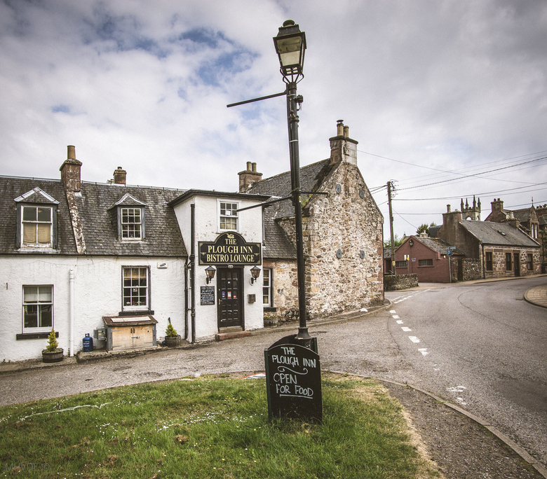 The Plough Inn - Rosemarkie, Schotland