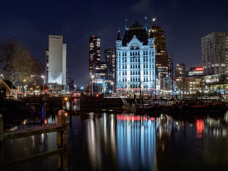 De Oude Haven van Rotterdam