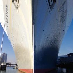 SS Rotterdam, bootje met een verhaal