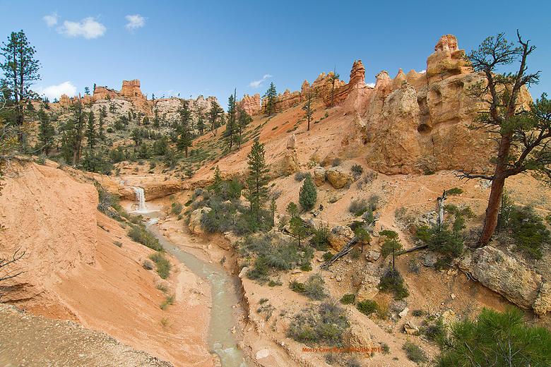 Brice Canyon - Zelfde kleuren als vorige upload, alleen nu wat verder van huis.