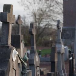 kerkhof Sippenaeken Belgie