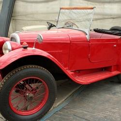 Aero classic rood