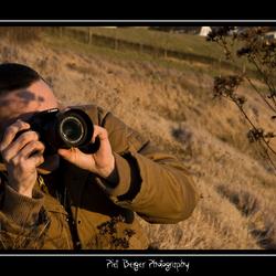 De natuur fotograaf