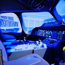 Cockpit nieuw  V model ontwerp TU