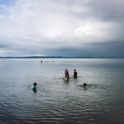 zwemmen in de Filipijnen