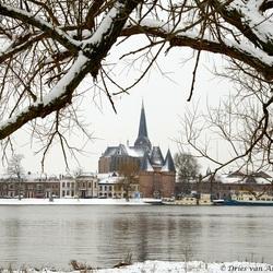 Doorkijkje naar Kampen