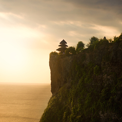 Uluwatu Temple. Bali
