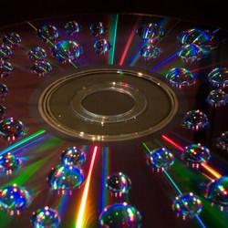 cd met kleuren