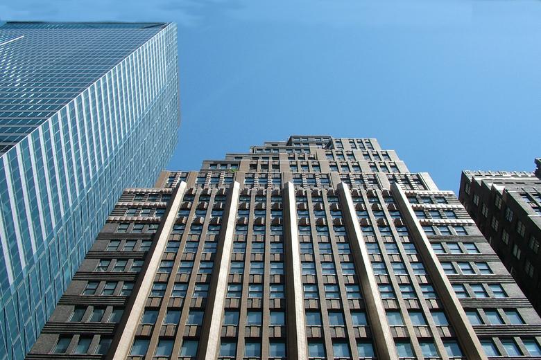 new york  - Oud en nieuw verenigd, imposante stad, mooi weer gehad je komt je ogen tekort om te fotograferen