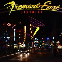 Old Vegas - Fremont East District