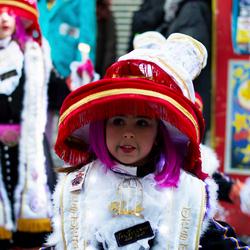 carnavals kindje