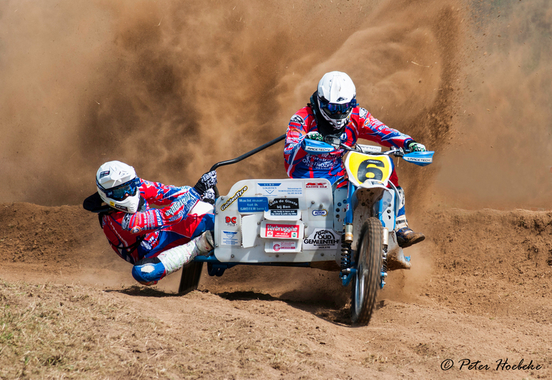 Desert Racing - Genomen in Horebeke, september 2012