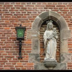 Maria en Jezus.