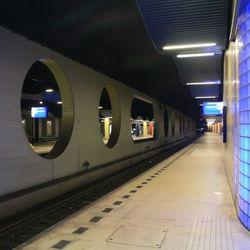 Treinstation Blaak Rotterdam